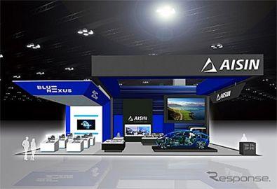 アイシン、電動駆動モジュールなどEV向け製品を展示予定…フランクフルトモーターショー2019