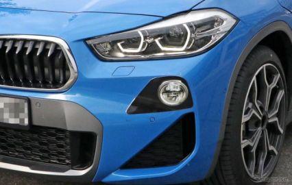 BMW X2 に初のPHEV設定へ、EV航続は50km?まもなく発表か