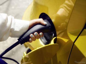 VW up!のEV、『e-up!』に改良新型…フランクフルトモーターショー2019で発表へ
