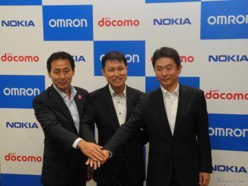 NTTドコモ、ノキア、オムロン、製造現場で5Gの活用実証実験を開始へ