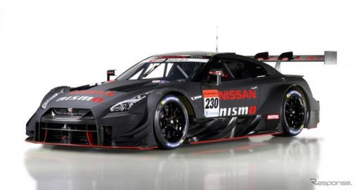 【SUPER GT】日産 GT-R NISMO GT500 初公開、2020年参戦車両