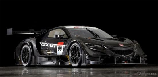 【SUPER GT】ホンダ、2020年 NSX-GT を初公開…エンジン位置が