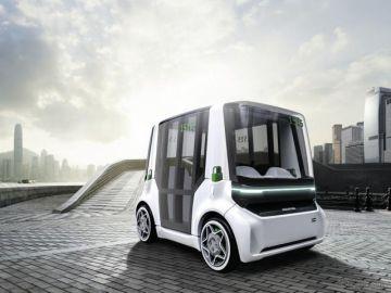 シェフラー、自動運転コンパクトEVの最新版を発表…フランクフルトモーターショー2019