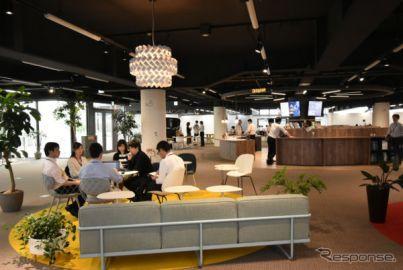 トヨタ紡織、猿投開発センターのクリエイティブエリアが日経ニューオフィス賞を初受賞