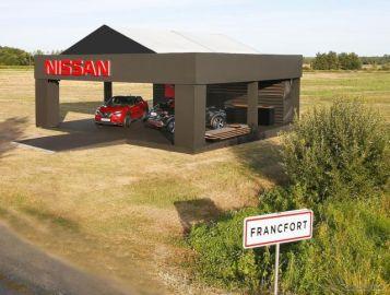 日産 ジューク 新型、一般向けに初公開…フランスの「フランクフルト」で