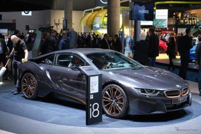 BMWのPHVスポーツ『i8』に最終モデル、6年の歴史に幕…フランクフルトモーターショー2019