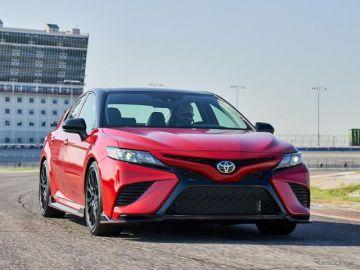トヨタ カムリ に初の「TRD」、9月中に発売へ…3万1040ドルから