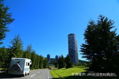 キャンピングカーでのくるま旅、半数以上は「思い立ったら出発」 日本RV協会調べ