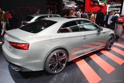 アウディ S5クーペ 改良新型はディーゼルに、最大トルク71.4kgm…フランクフルトモーターショー2019