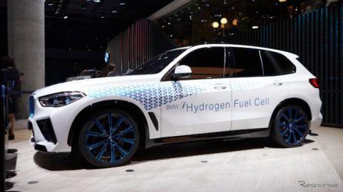 BMWの最新燃料電池車は X5 ベース、2022年に少量生産へ…フランクフルトモーターショー2019