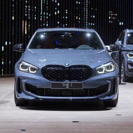 BMW 1シリーズ 新型にMパフォーマンスパーツ…フランクフルトモーターショー2019