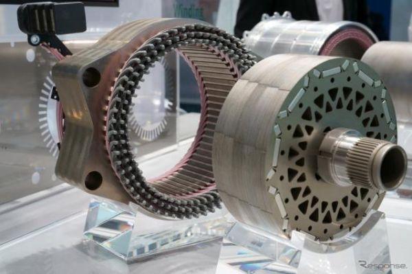 シェフラー、初の内製電動ドライブを発表…フランクフルトモーターショー2019