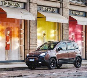 フィアット パンダ、史上初の高級モデル「トラサルディ」…欧州発表