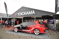 トヨタ カローラスポーツ がWTCR仕様に?…SUPER GT 第7戦