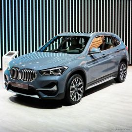 BMW X1 に改良新型、歴代初のPHV設定へ…フランクフルトモーターショー2019