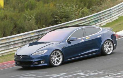"""テスラ モデルS、EV最速記録を""""非公式に""""更新!次の標的は「ランボルギーニ」"""