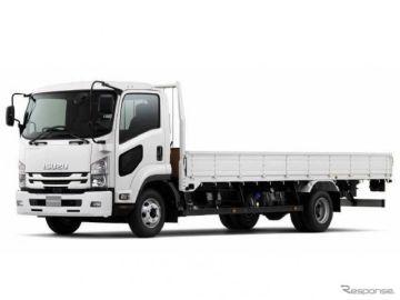 いすゞ、コネクテッドトラックによる新サービス提供に向けトライアル開始へ