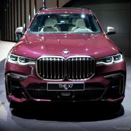BMW X7 に頂点「M50i」、530馬力ツインターボ…フランクフルトモーターショー2019