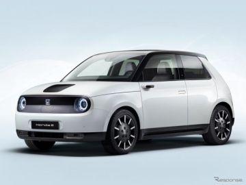 ホンダは フィット 新型、アコード 新型、ホンダe など多彩…東京モーターショー2019出品予定