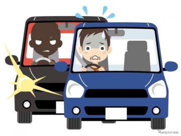 あおり運転、2人に1人が被害経験あり 楽天調べ