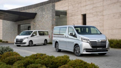 トヨタ グランビア 新型、海外向け ハイエース 新型がベース…10月オーストラリア発売へ