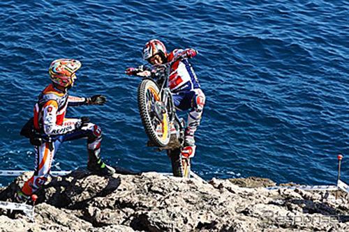 藤波貴久(ホンダ)《画像:日本モーターサイクルスポーツ協会》