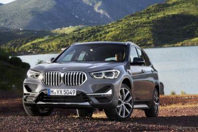 BMW X1 改良新型、LEDヘッドライトなど内外装を一新 価格は438万円から