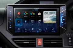 パイオニア、大画面10型の車種専用「サイバーナビ」発売へ ヴォクシーなど6車種対応