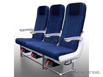 トヨタ紡織×ANA、共同開発の航空機シートが2019年度グッドデザイン賞を受賞