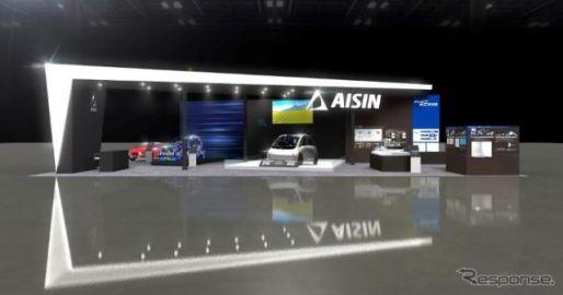 アイシングループ、体験型コンセプトカー「i-mobility TYPE-C」国内初出展へ…東京モーターショー2019