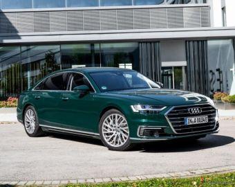 アウディ A8 新型にPHV、EVモードは40km以上…欧州発表