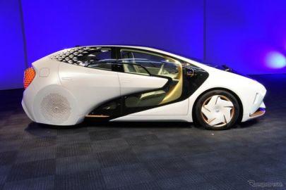 AIエージェント搭載、自動運転はレベル4のトヨタ『LQ』…東京モーターショー2019で初公開へ