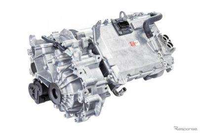 コンチネンタルのパワートレイン新会社、プジョー 208 EVの電動アクスルドライブ受注