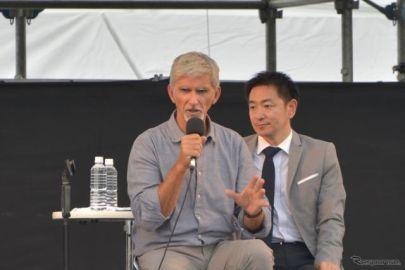 デイモン・ヒル、佐藤琢磨、中嶋一貴が想いを語る…F1 日本GP