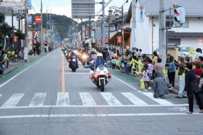 MotoGP 日本GP、公道パレード中止を決定 台風19号被災地域に配慮