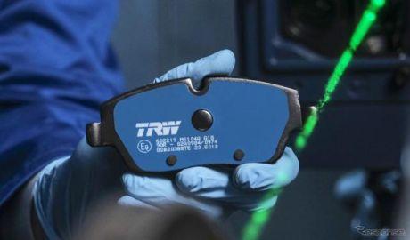 ZFの電動車専用ブレーキパッド、イノベーション賞を受賞…EVとハイブリッドの9割以上に対応
