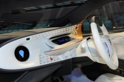 トヨタ『LQ』、JOLEDとデンソー共同開発の有機ELディスプレイを搭載…東京モーターショー2019出品予定
