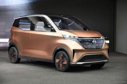 日産は軽自動車に本気、持っている技術をすべて投入…東京モーターショー2019