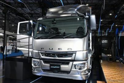 三菱ふそう、大型トラック『スーパーグレート』2019年モデル発売 国内初の運転自動化レベル2