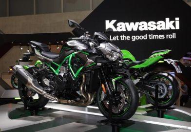 「Z」がスーパーチャージャーで究極進化!カワサキ「Z H2」は来夏発売か…東京モーターショー2019