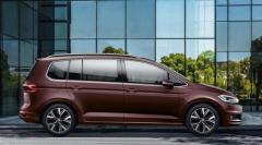 VW ゴルフトゥーラン ディーゼルモデル、DCC標準装備の限定車発売 シーンに合わせた走りを実現