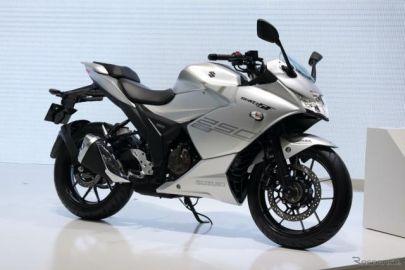 「油冷」エンジン復活! スズキ ジクサー250…東京モーターショー2019[詳細画像]
