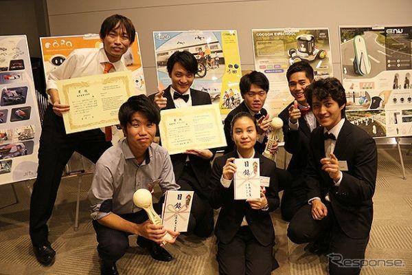 国際学生EVデザインコンテスト、HALの学生が世界一を獲得…東京モーターショー2019