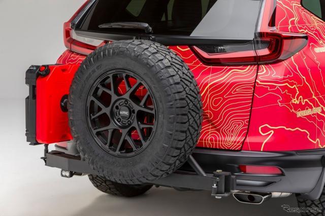 ホンダ CR-V 新型のカスタマイズカー《photo by Honda》