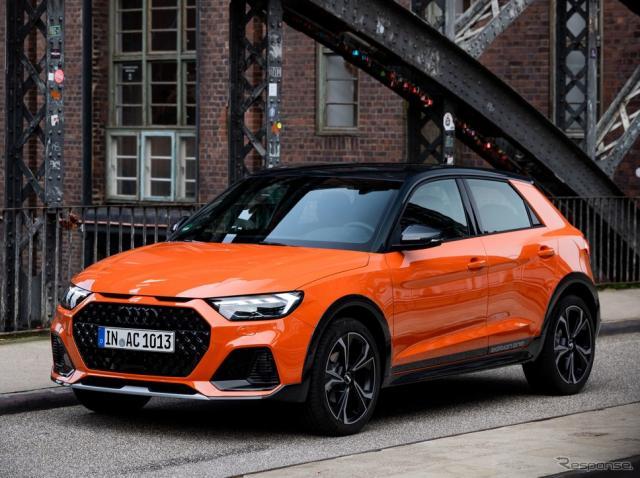 アウディA1シティカーバー《photo by Audi》