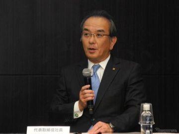 京セラ 谷本社長「車載用部品が減少でもADAS向けの部品は活発に動いている」