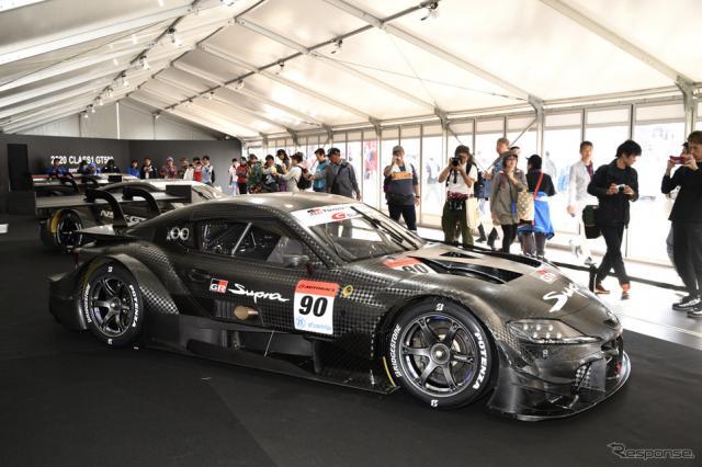 SUPER GT GT500 2020年型マシン展示《撮影 雪岡直樹》