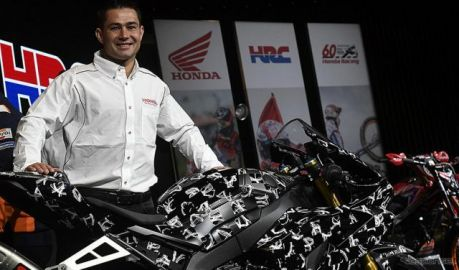 ホンダワークス、スーパーバイク世界選手権へ18年ぶりに復帰
