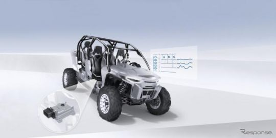 ボッシュ、オフロード車向けセミアクティブダンパー発表…EICMA 2019