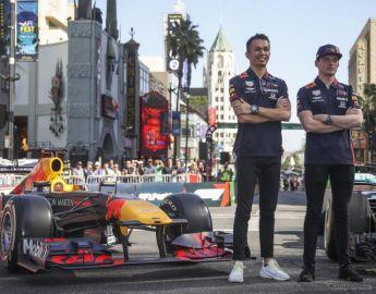 【F1】レッドブルがアルボンの来季継続起用を発表、トロロッソも現状維持…ホンダ勢の2020年布陣かたまる